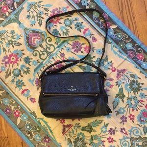 Kate Spade hand bag with detachable shoulder strap